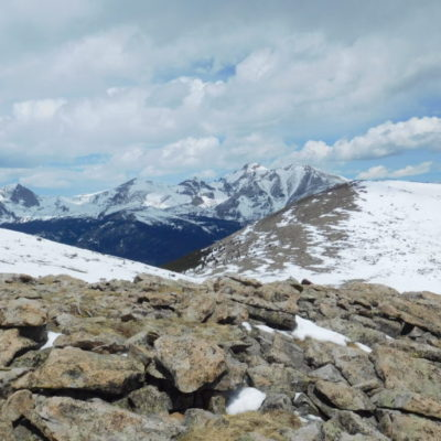 Views of Rocky Mountain National Park