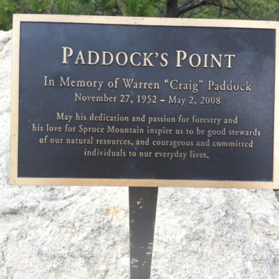Paddock's Point