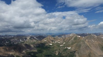 Mt Elbert (14,433′)