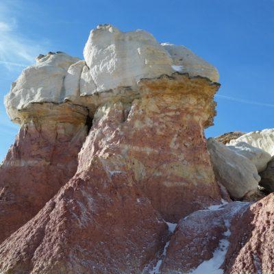 Layers of erosion