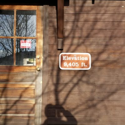 Bear Lake Ranger Station