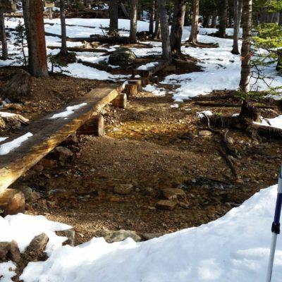 Eugene Mine trail