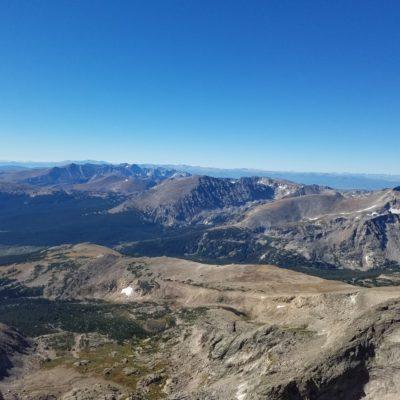 Views into Wild Basin
