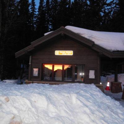 Bear Lake Trailhead