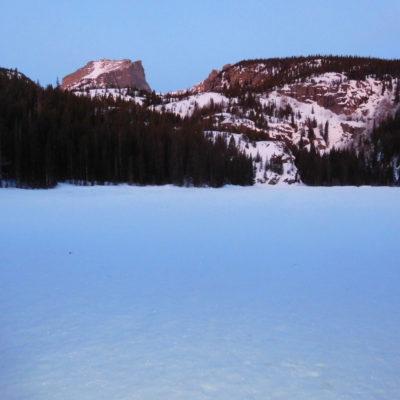 Bear Lake at dawn