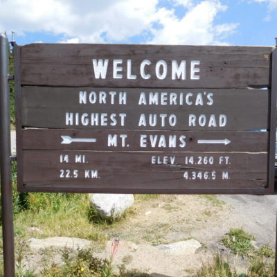 North America's highest road
