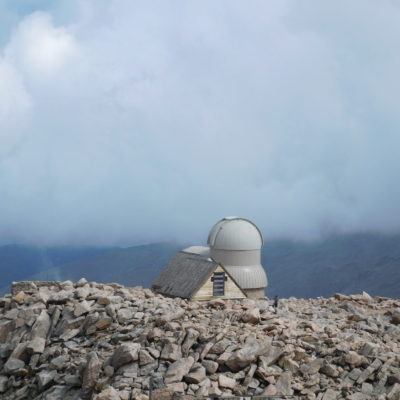 University of Denver Observatory on Mt Evans