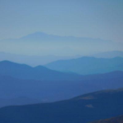 Pikes Peak from Longs Peak summit