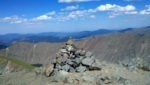 Grays Peak summit