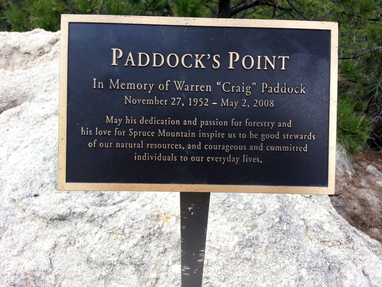 Paddocks Point