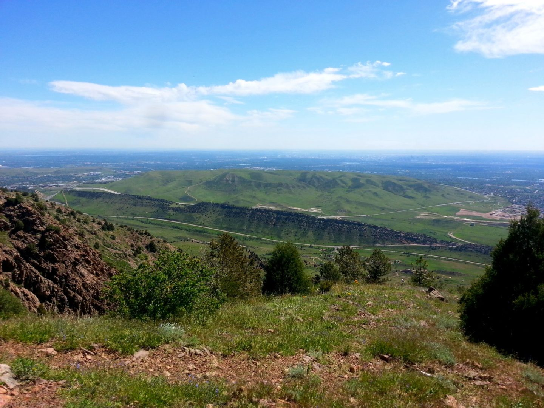 Mt Morrison (7,881′), Front Range