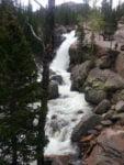 Alberta Falls in Spring