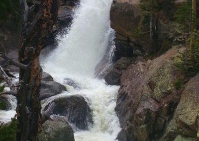 Beautiful Alberta Falls