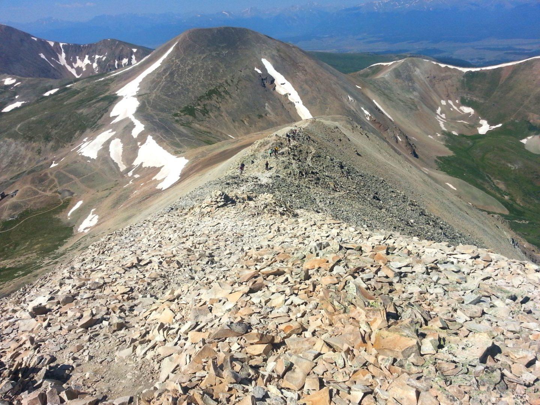 View of Mt Sheridan