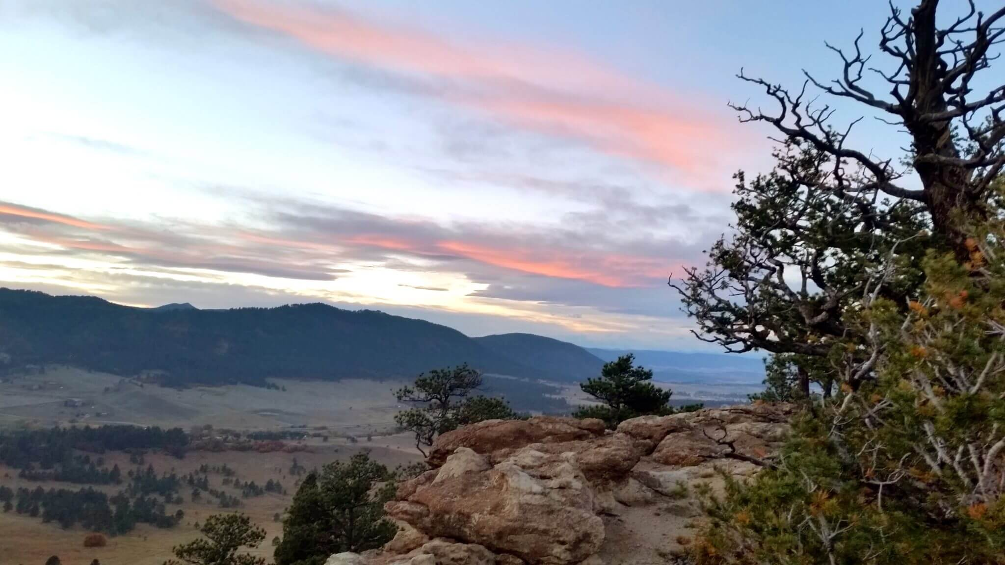 Spruce Mountain (7,635′), Front Range