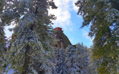 Devils Head Fire Lookout (9,748′), Front Range