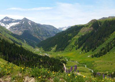 Such a scenic 4X4 trail