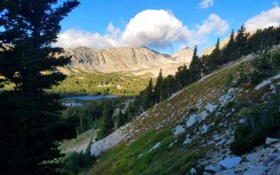 Mt Audubon (13,223′), Front Range