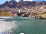 Blue Lake and Pawnee Peak
