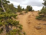 Well defined trail