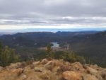 Summit view of Rosemont Resevouir