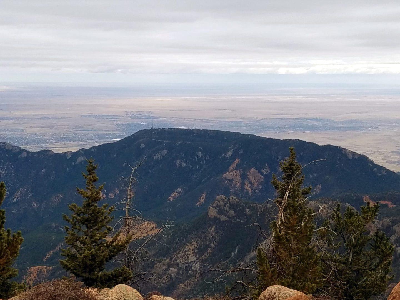 Cheyenne Mountain (9,565′), Front Range