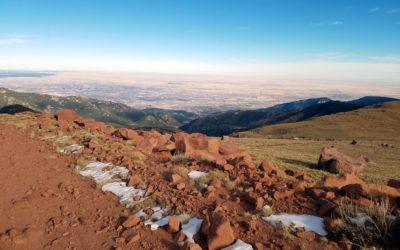 Almagre Mountain (12,360′), Front Range