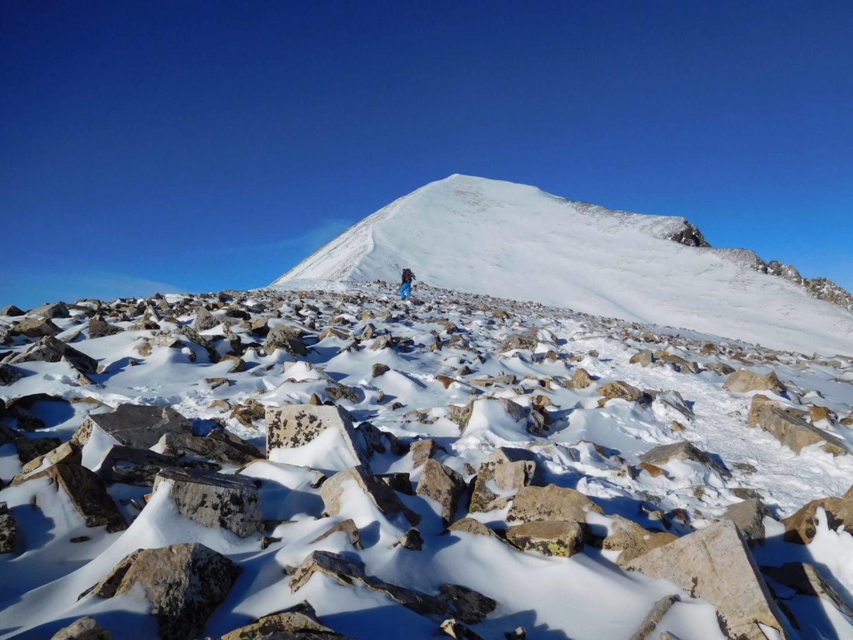 Quandary Peak (14,265′), Ten Mile Range