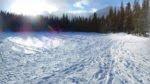Panorama of Nymph Lake