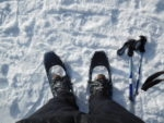 My favorite snowshoes