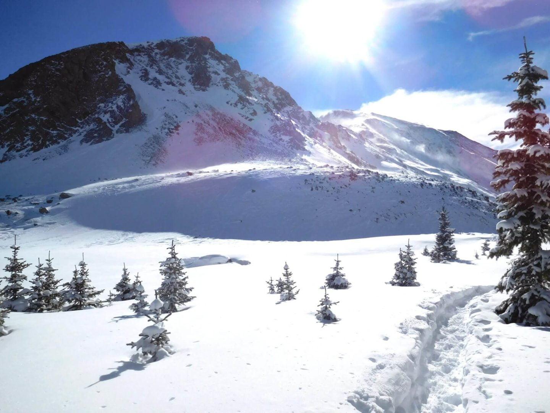 La Plata Peak (14,336′), Sawatch Range