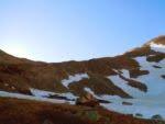 Hikers on Huron Peak