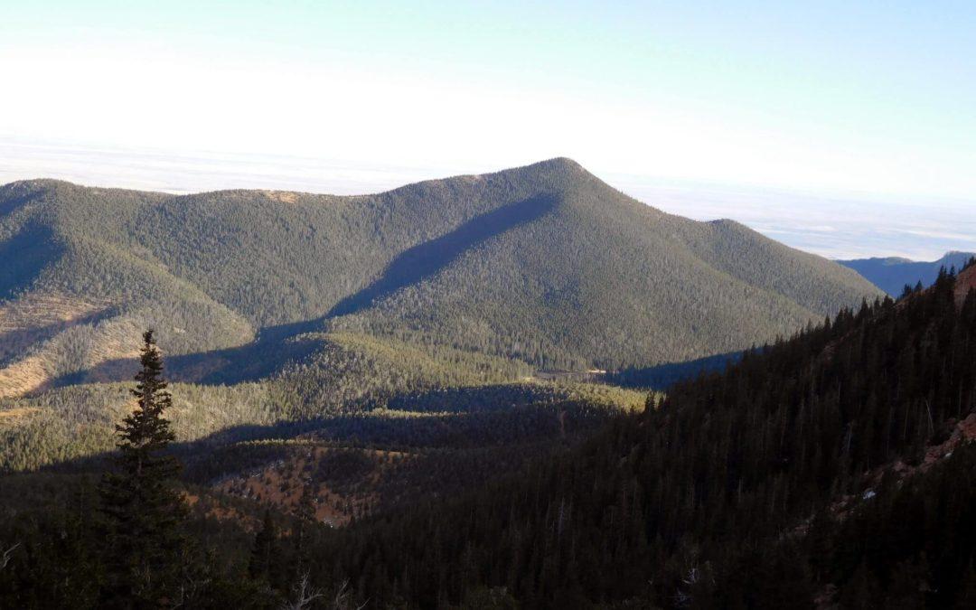 Mt Rosa (11,500′), Front Range