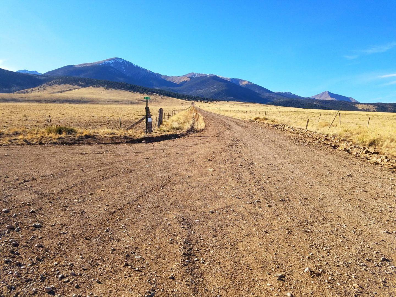View of Humboldt Peak