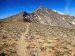 View of Sayres Peak (13,738