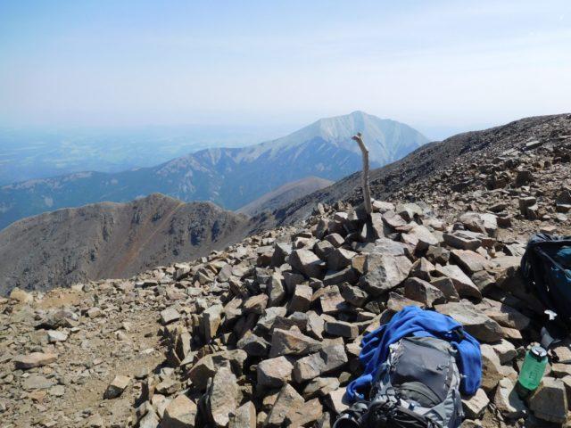 West Spanish Peak (13,625