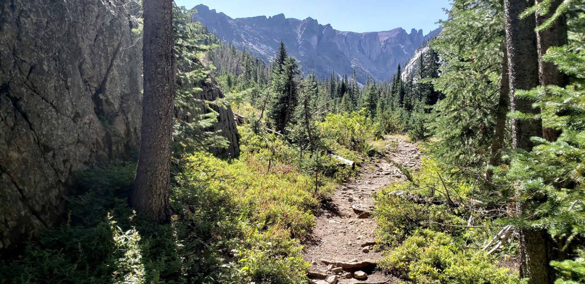 Shoshoni Peak (12,600')