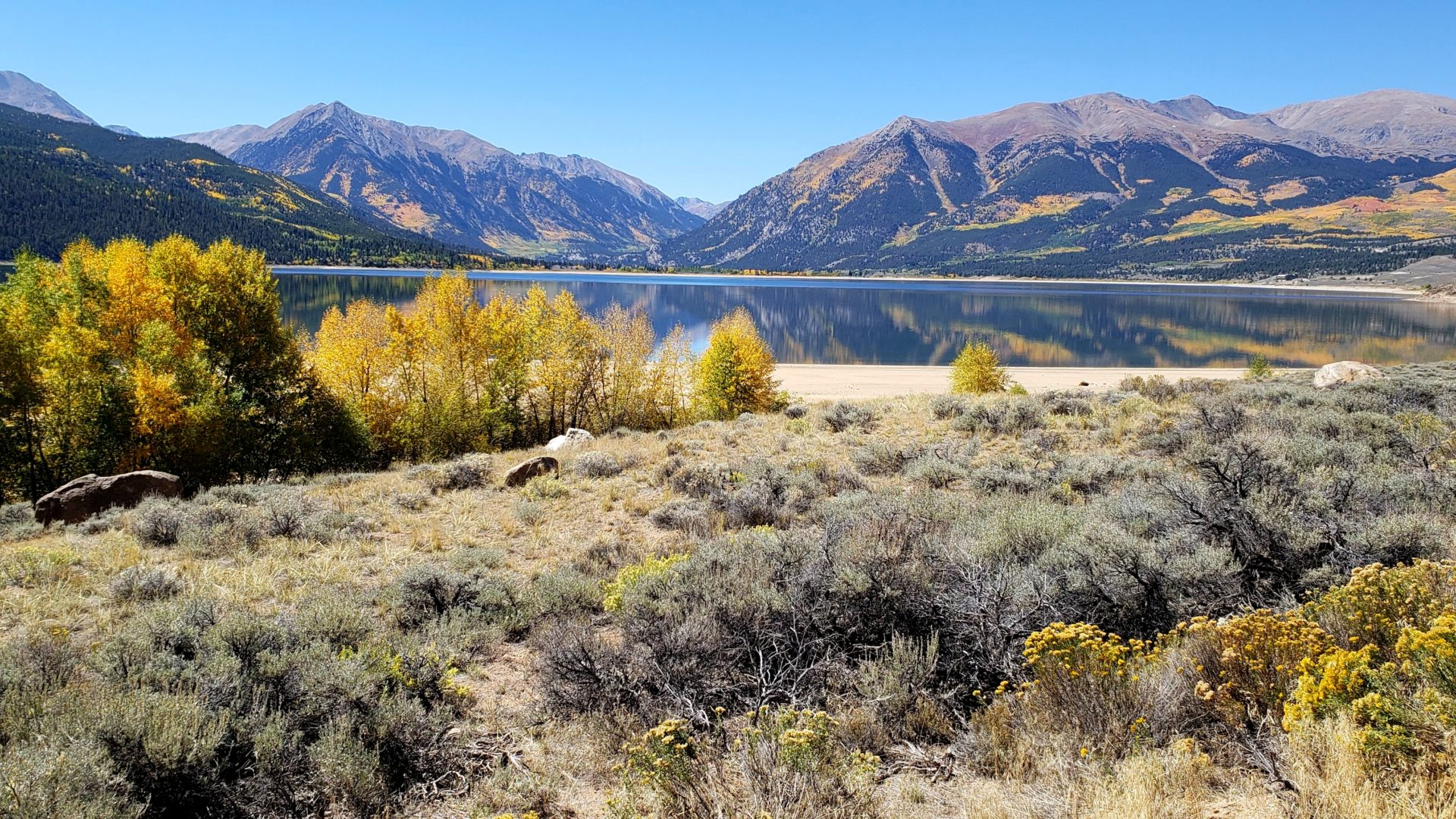 Permalink to: Mt Elbert 14,433′