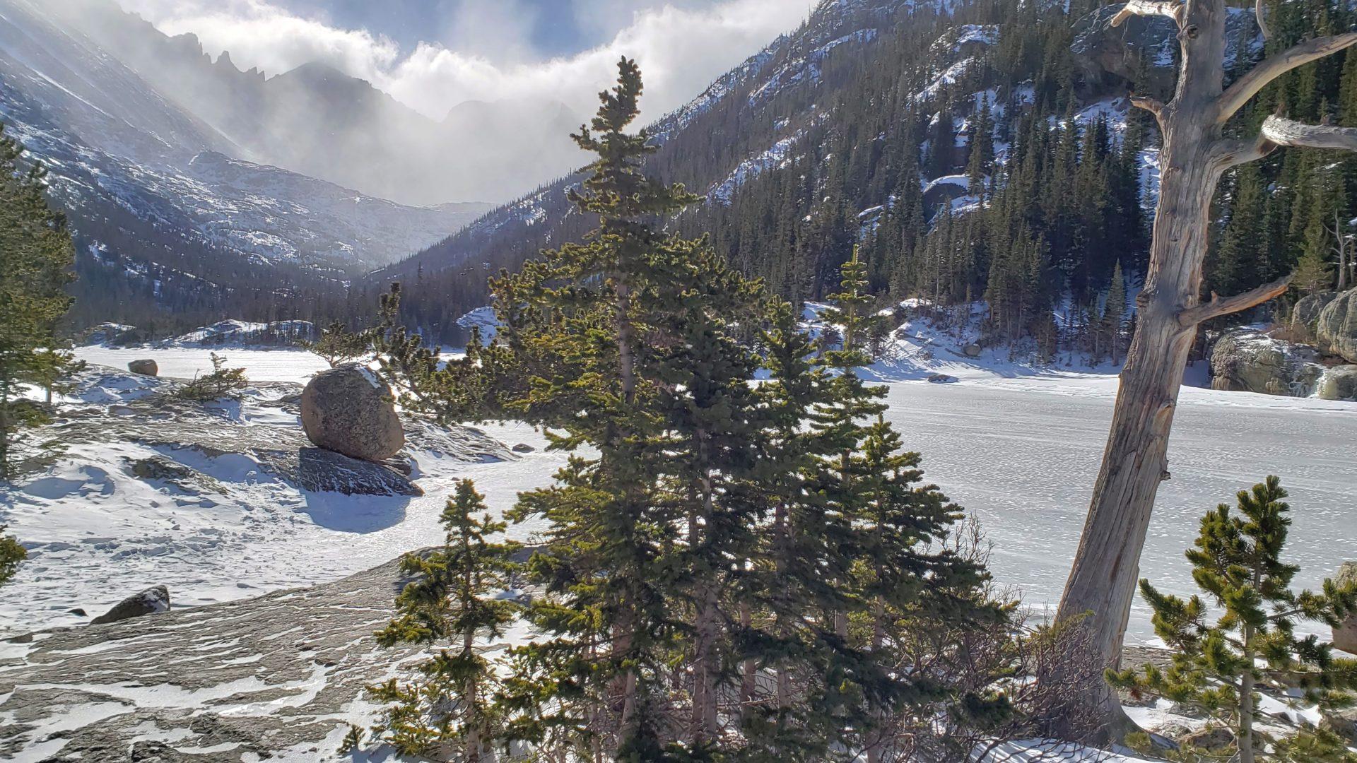 Permalink to: Mills 9,965′ and Jewel 9,990′ Lake