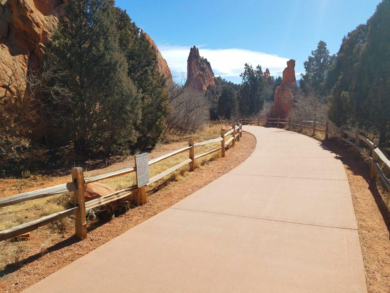 The Perkins Central Garden Trail