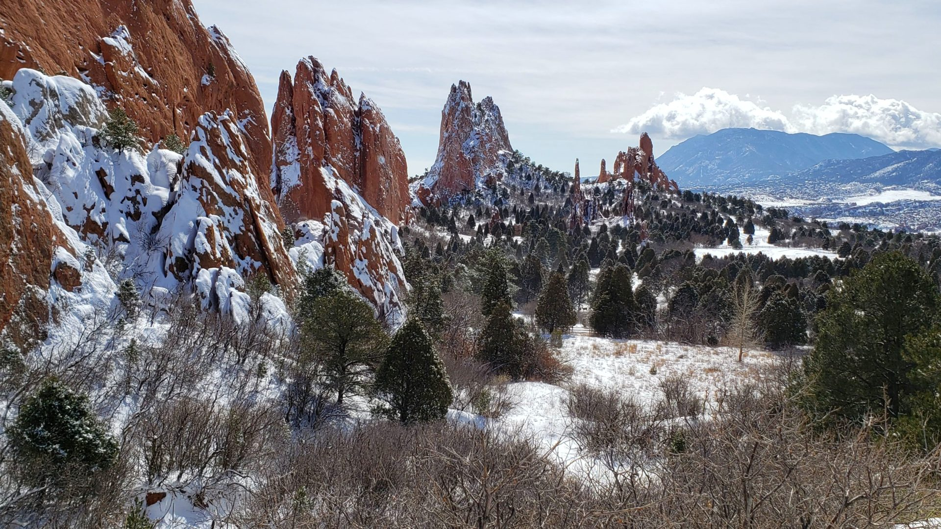 Permalink to: Garden of the Gods 6,400′