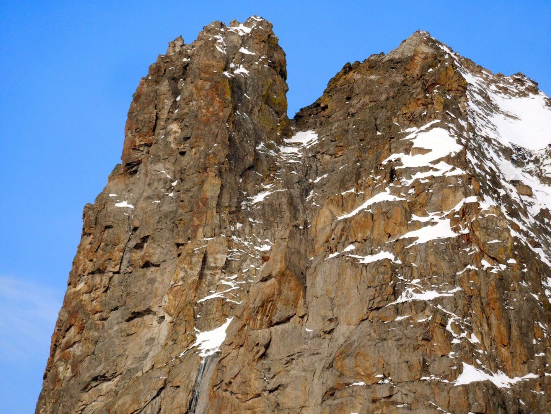 Notchtop Mountain summit