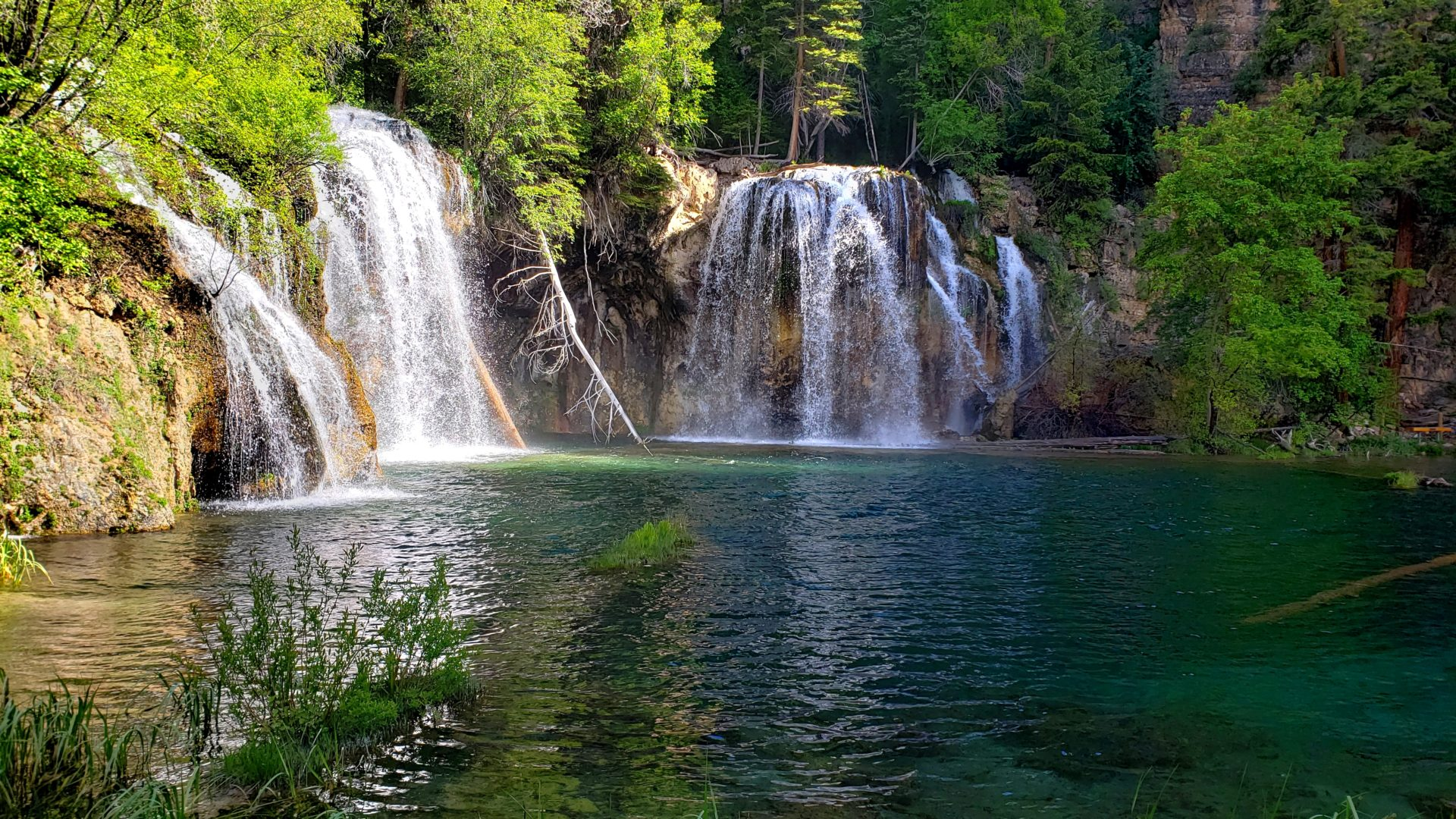 Permalink to: Hanging Lake 7,290′