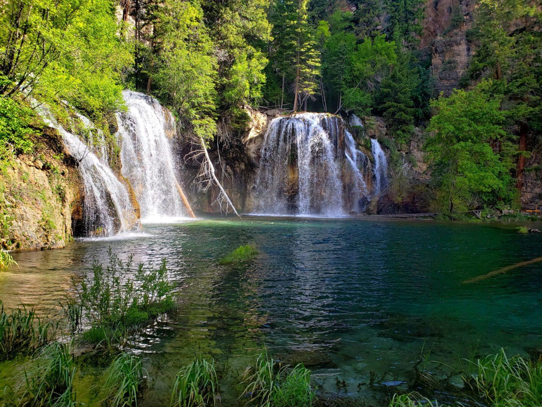 Hanging Lake (7,290′), Glenwood Canyon