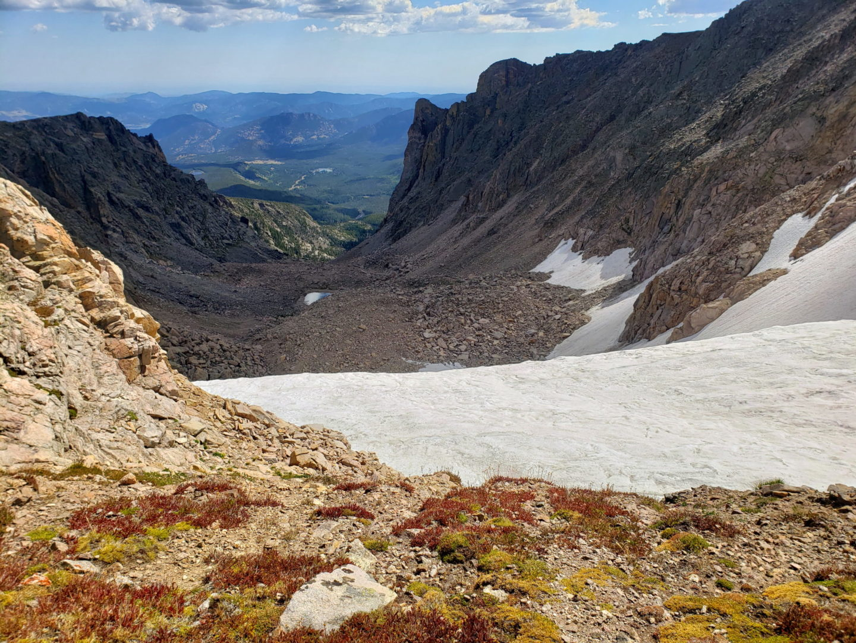 Tyndall Glacier and Tyndall Gorge