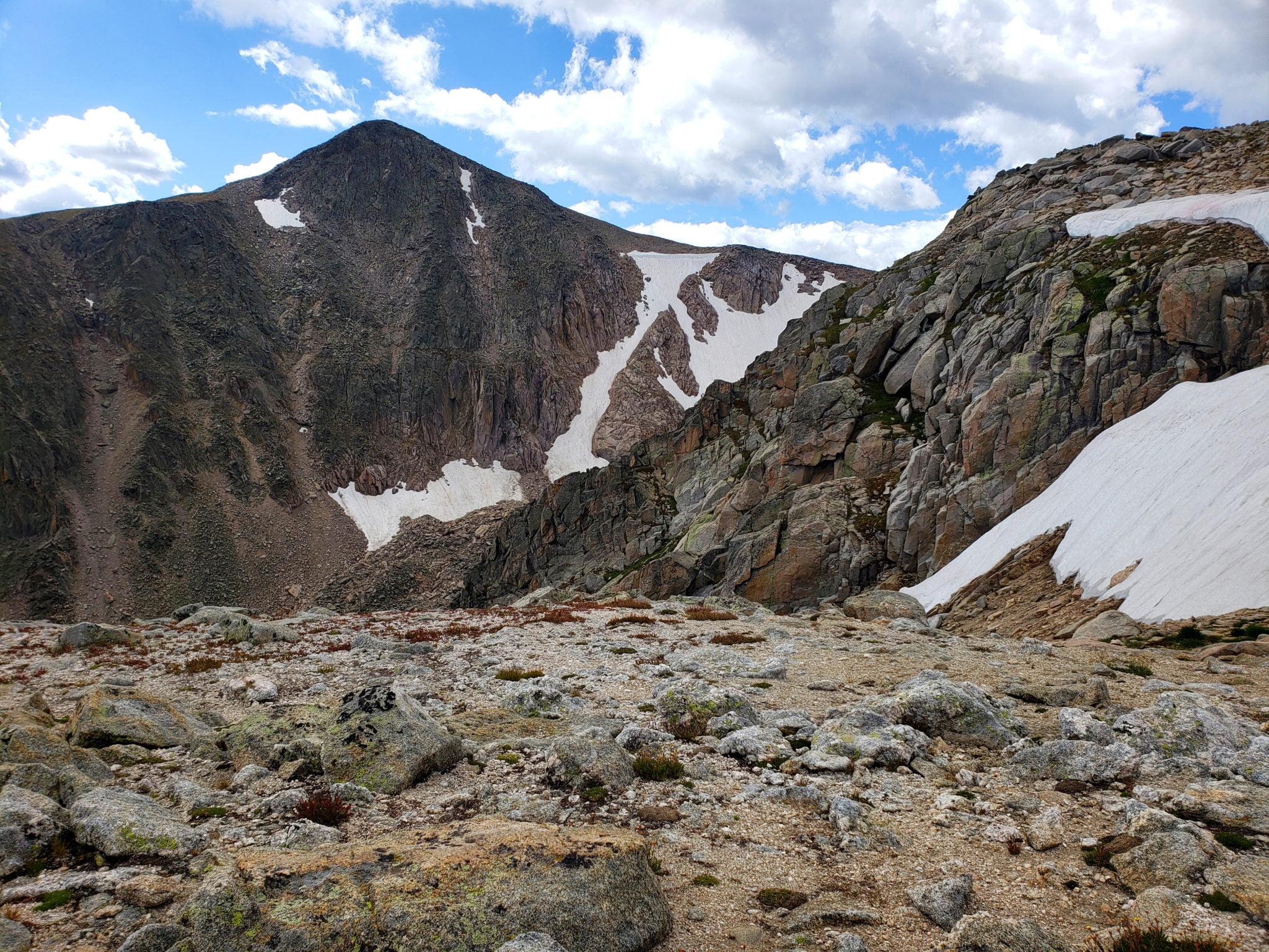 Hallett Peak (12,713