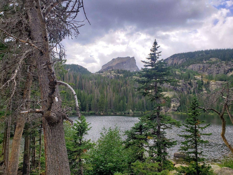 Hallett Peak (12,713′), Front Range