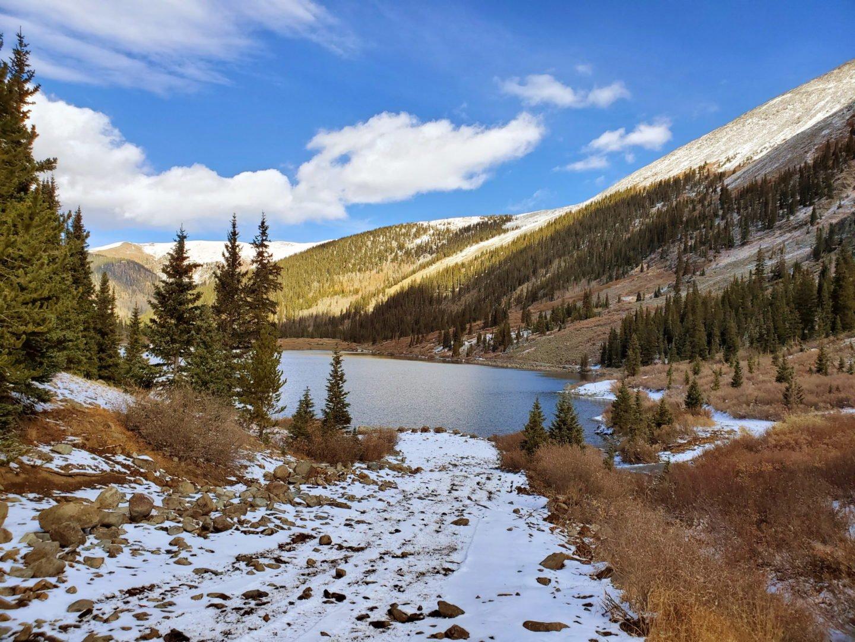 Tincup Pass (12,154′), Sawatch Range