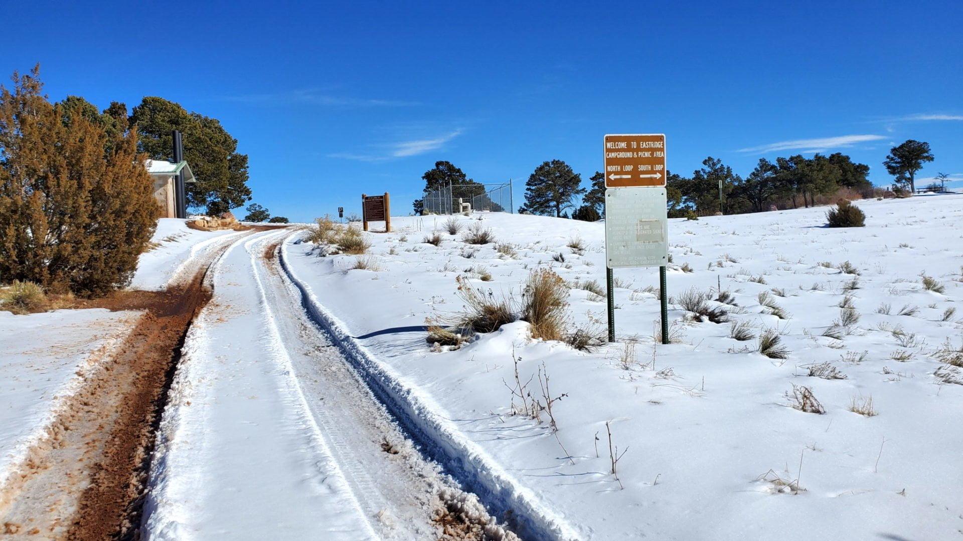 EastRidge Trailhead