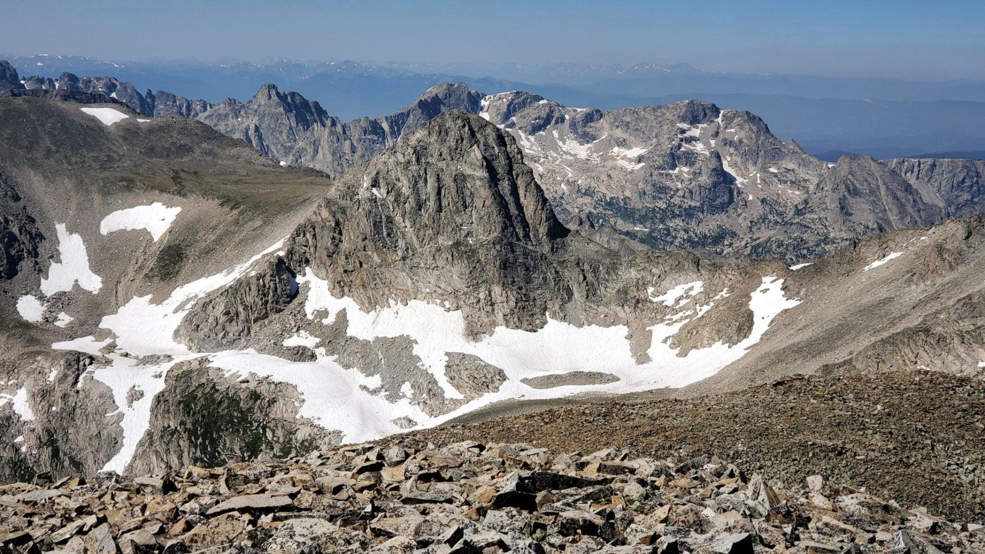 Paiute Peak 13,088'